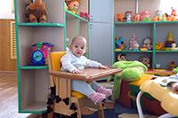 ГКУЗ СО № 9 «Областной Дом ребенка специализированный для детей с органическими поражениями ЦНС с нарушением психики»